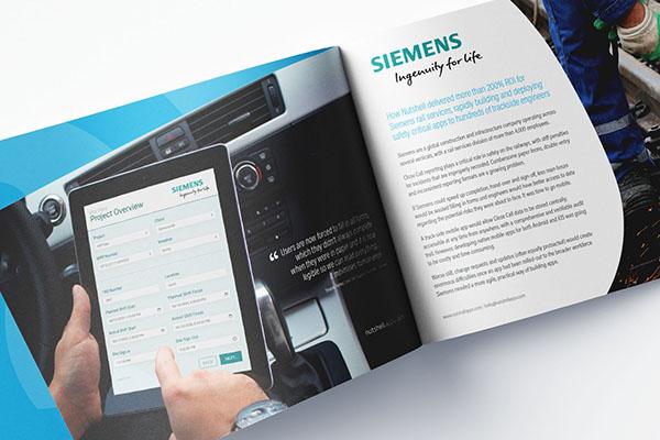 Siemens Rail Case Study