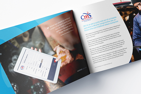 Nutshell Apps CMS Case Study